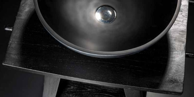 mobile bagno cipì zen black