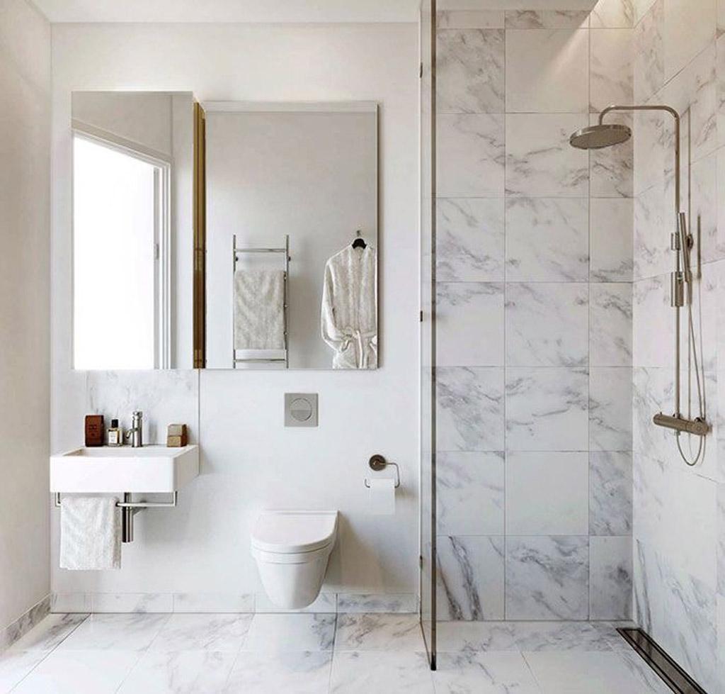Rivestimenti Bagni Piccoli Esempi come arredare un bagno piccolo? ecco le soluzioni pratiche