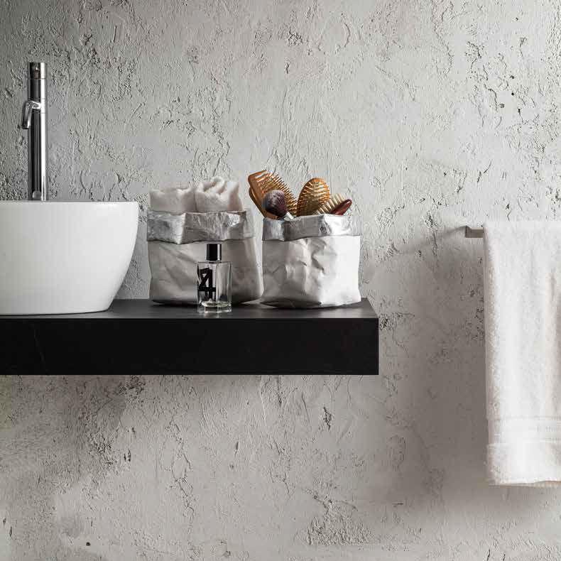 contenitori porta oggetti bagno