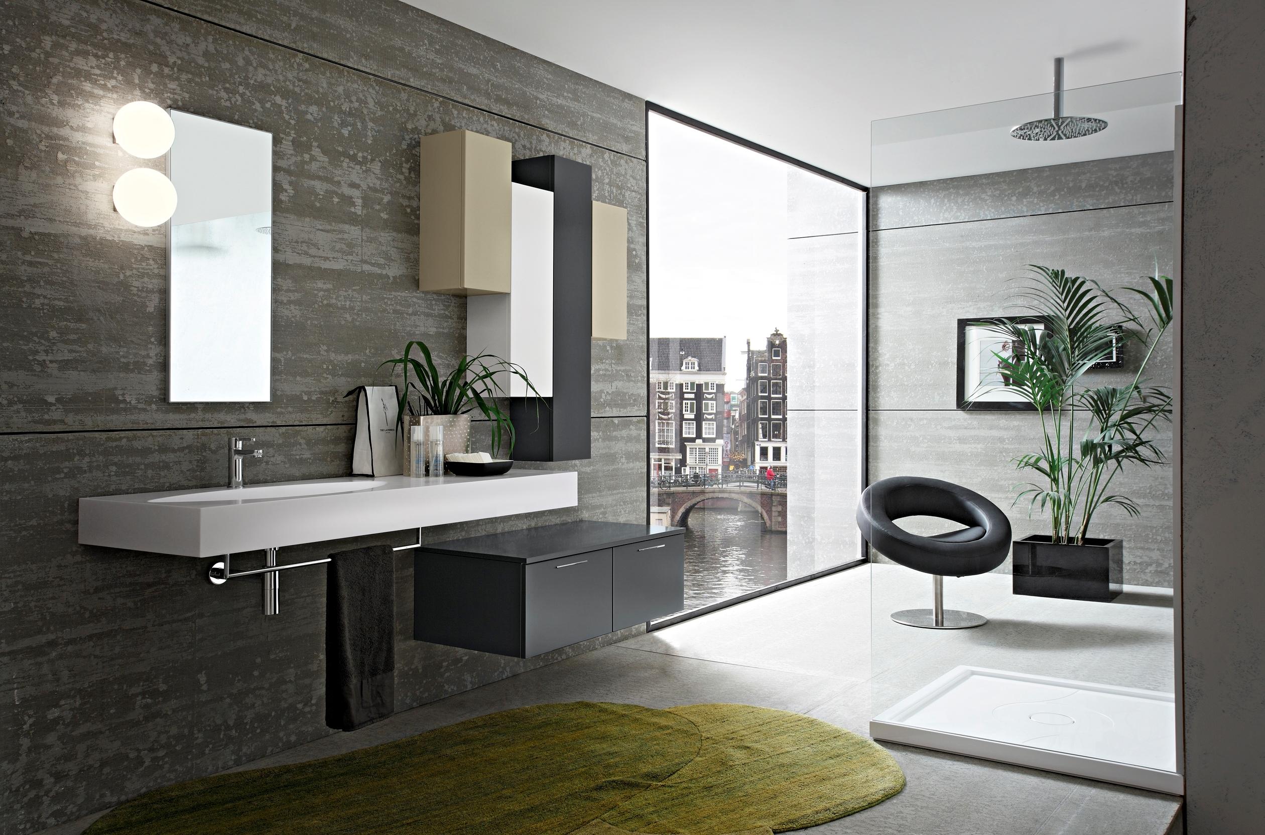 Armadietto Bagno Moderno arredo bagno moderno: come scegliere l'arredo per il bagno