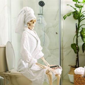 Idee Bagno per Halloween